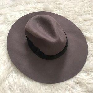 Gray Sun Hat